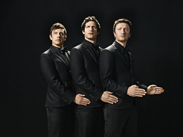 The Lonely Island Justin Timberlake Motherlover cover