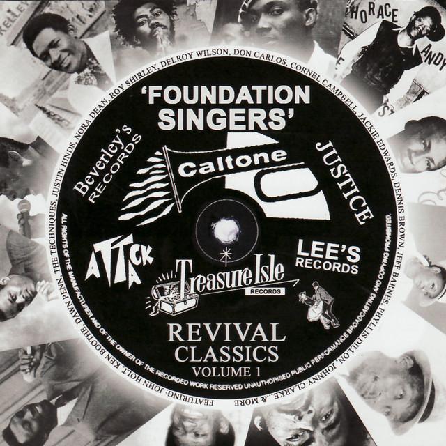 Various Artists Foundation Singers - Revival Classics, Volume 1 album cover