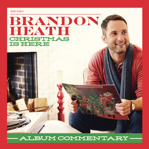 Christmas Is Here: Commentary Albumcover