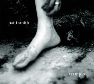 Album cover for Trampin' by patti smith