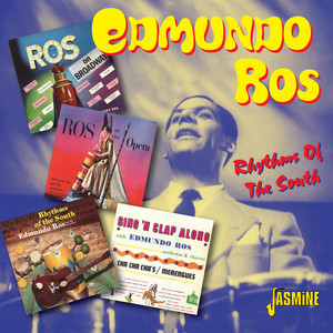 Edmundo Ros Isle of Capri cover