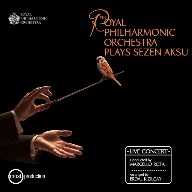 The Royal Philharmonic Orchestra Plays Sezen Aksu (Live)