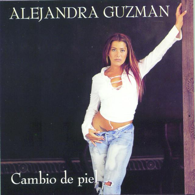 Alejandra Guzmán Cambio de piel album cover