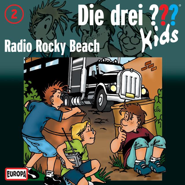 002 - Radio Rocky Beach Cover