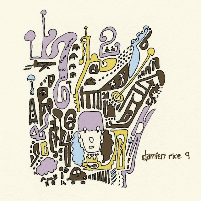 Album cover for 9 by Damien Rice