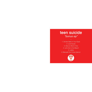 Album cover for Bonus EP by Teen Suicide