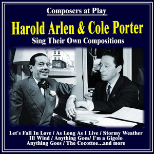 Harold Arlen, Leo Reisman and His Orchestra Let's Fall In Love cover