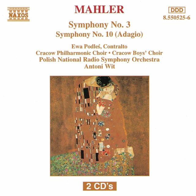 Mahler, G.: Symphony No. 3 / Symphony No. 10: Adagio
