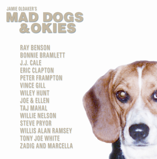 Various Artists Jamie Oldaker's Mad Dogs & Okies album cover