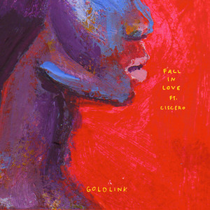 GoldLink, Ciscero Fall in Love cover
