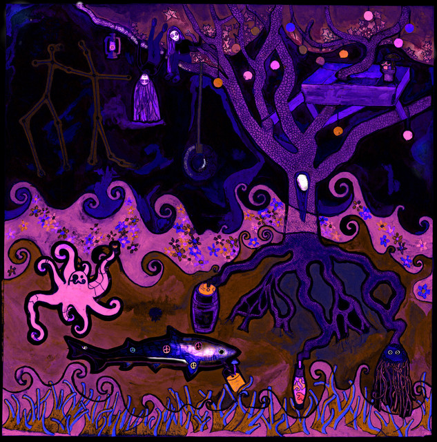 Album cover for I, Gemini by Let's Eat Grandma
