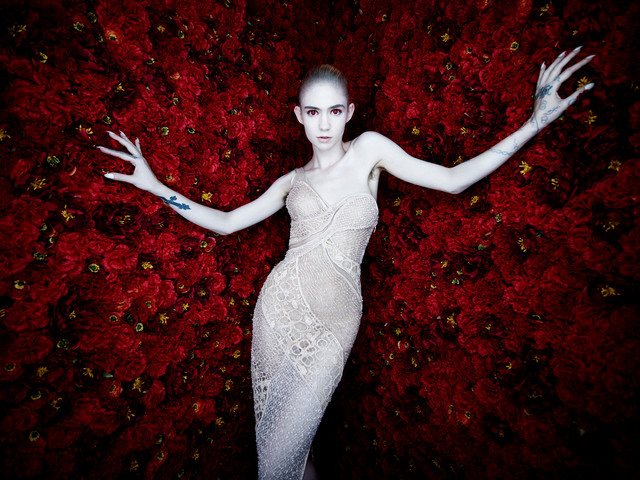 Grimes Be a Body cover