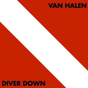 Diver Down Albumcover