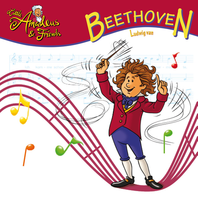 Little Amadeus & Friends: Beethoven Albumcover