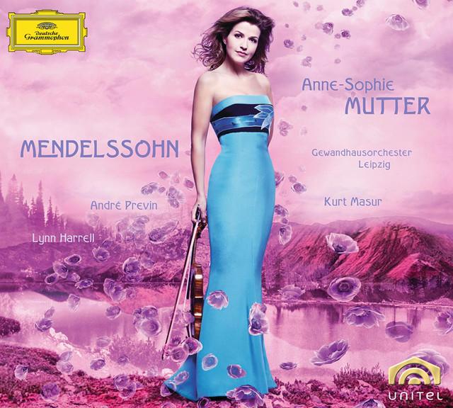 Mendelssohn: Violin Concerto Op.64; Piano Trio Op.49; Violin Sonata in F major (1838)