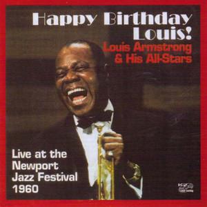 Happy Birthday Louis - Live From Newport Jazz Festival 1960 Albümü