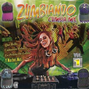 Zumbiando Cumbia Mix