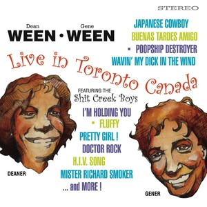 Live in Toronto Canada [feat. Shit Creek Boys] Albumcover