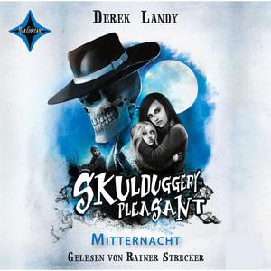 Skulduggery Pleasant - Mitternacht (Folge 11) Audiobook