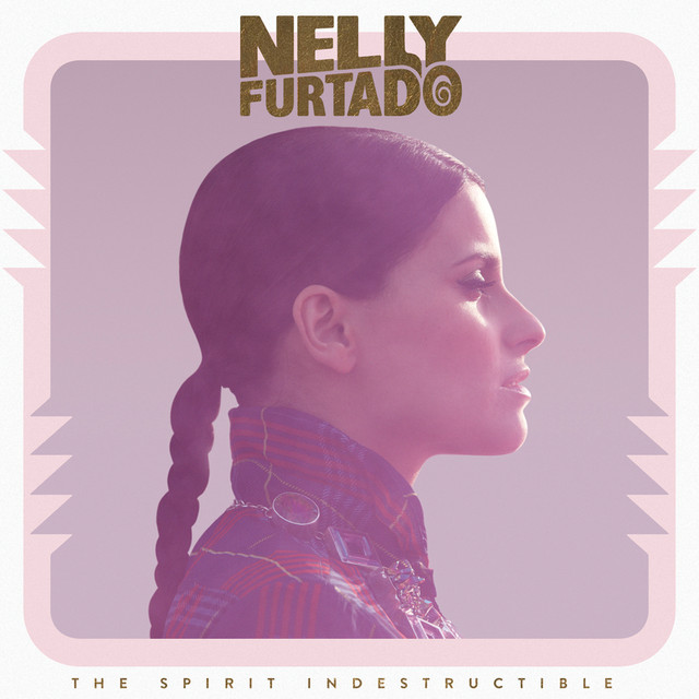 Nelly Furtado The Spirit Indestructible (Deluxe) album cover