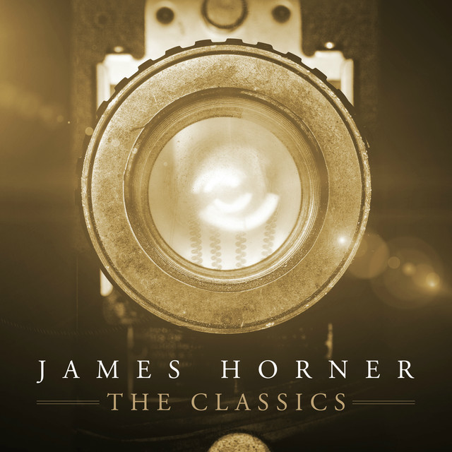 Album cover for James Horner - The Classics by James Horner