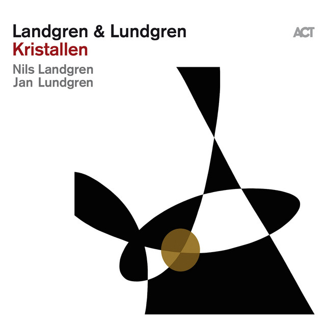 Album cover for Kristallen by Nils Landgren, Jan Lundgren
