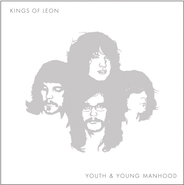 Album cover for Youth And Young Manhood by Kings of Leon