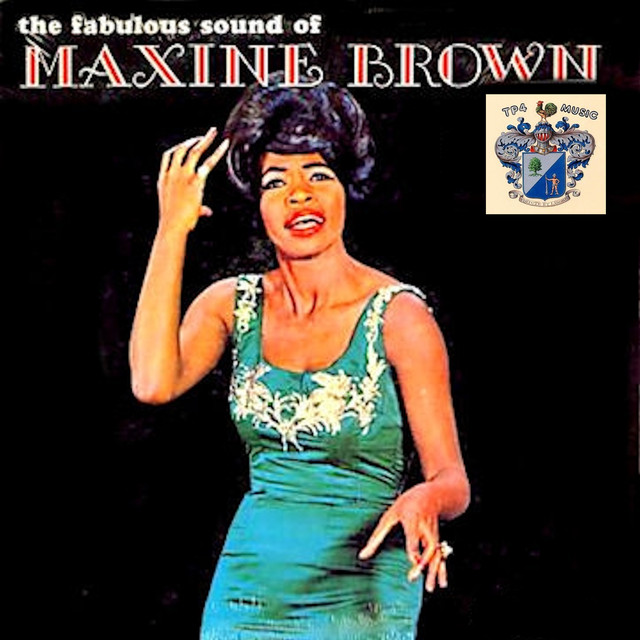 Maxine Brown The Fabulous Sound of Maxine Brown album cover