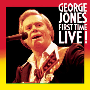 First Time Live - George Jones