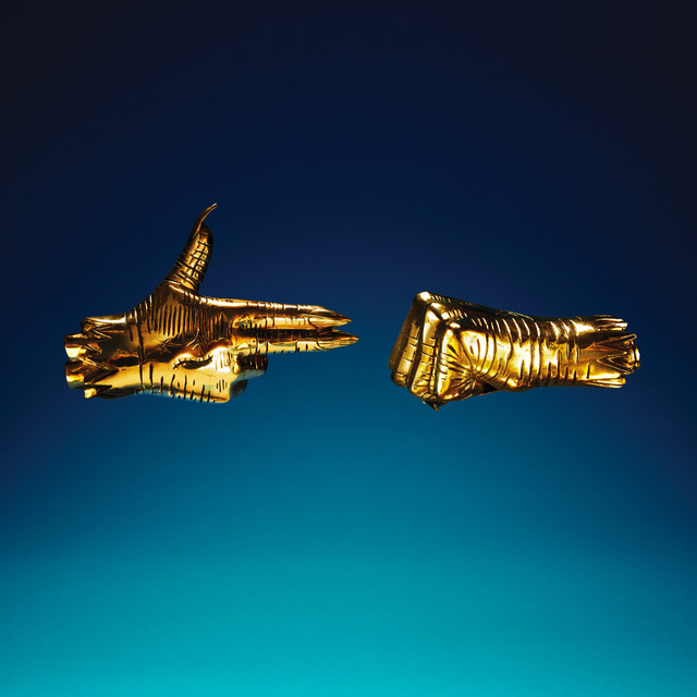 Skivomslag för Run The Jewels: Run The Jewels 3