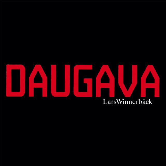 Skivomslag för Lars Winnerbäck: Daugava