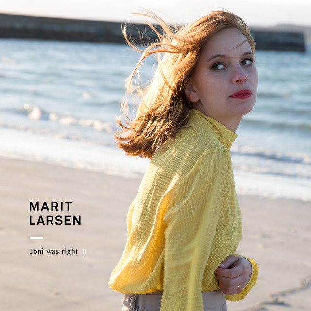 Album cover for Joni was right pt. II by Marit Larsen