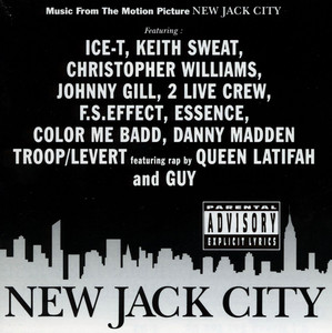 Music From The Motion Picture New Jack City - Color Me Badd