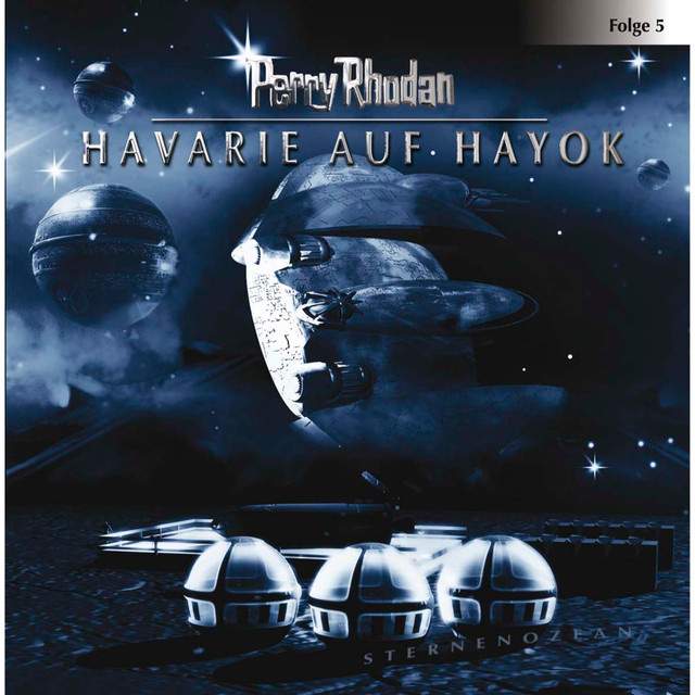 Folge 5: Havarie auf Hayok Cover
