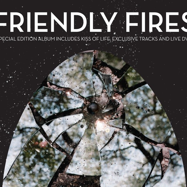 Album cover for Friendly Fires by Friendly Fires