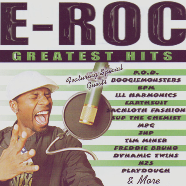 E-Roc Greatest Hits album cover