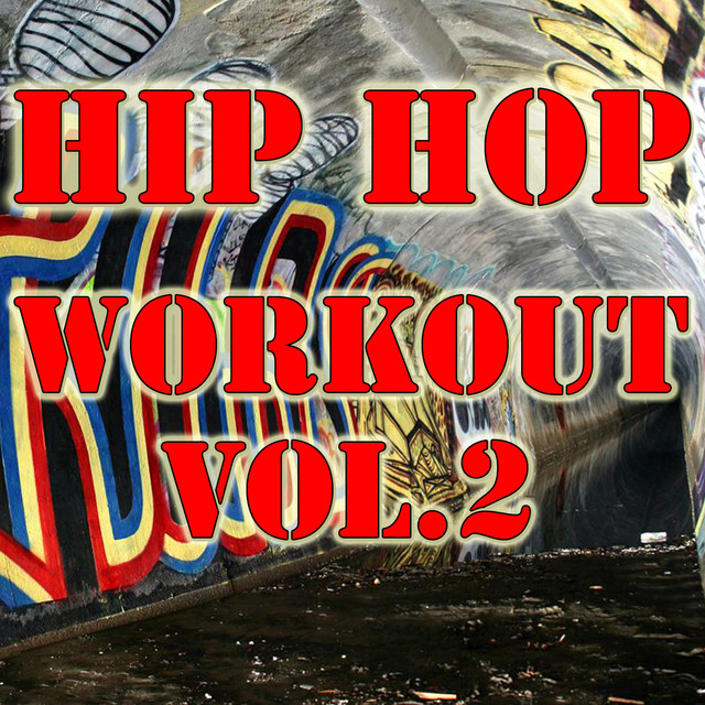 Hip Hop Workout, Vol.2 Albumcover