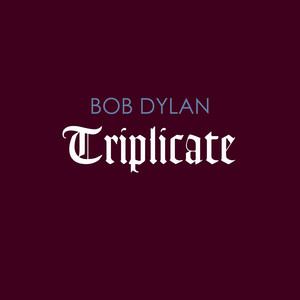 Bob Dylan September of My Years cover
