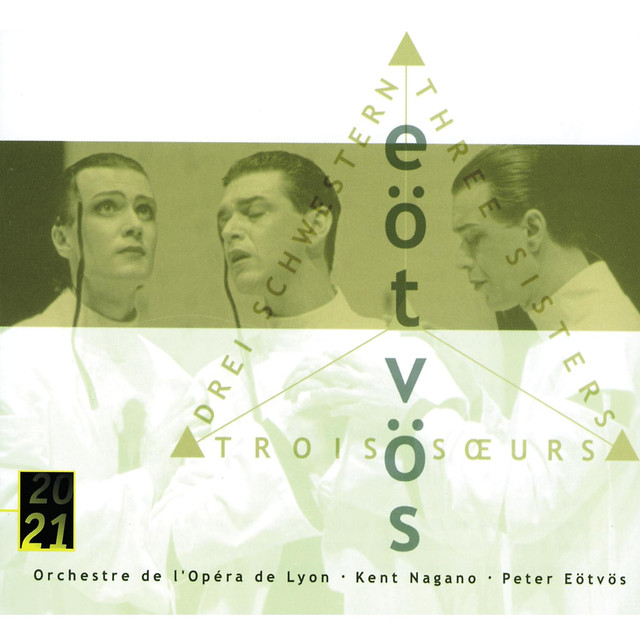 Eötvös: 3 Sisters (2 CDs)