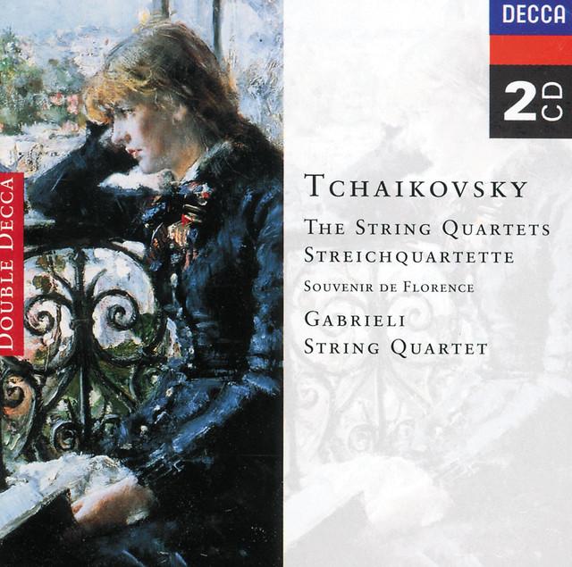 Tchaikovsky: The String Quartets/Souvenir de Florence