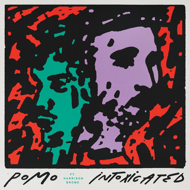 Pomo, Harrison Brome - Intoxicated image cover
