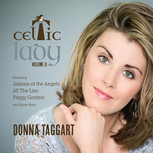 Donna Taggart Jealous of the Angels cover