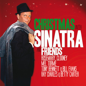 Christmas With Sinatra And Friends Albumcover