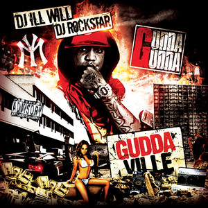 Gudda Gudda  Lil Wayne, Nicki Minaj, Drake, Tyga, Jae Millz Bedrock cover