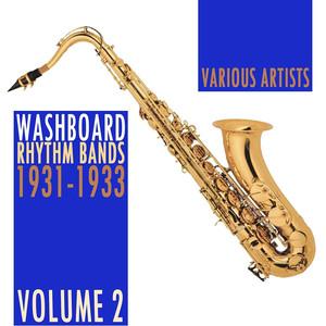 Washboard Rhythm Bands 1931-1933, Vol. 2 album