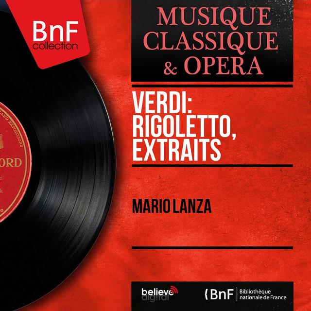 Rigoletto, Act I, Scene 1: Ballad.
