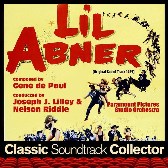 Nelson Riddle, Joseph J. Lilley Li'l Abner (Ost) [1959] album cover