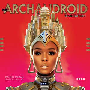 The ArchAndroid: Tour Edition