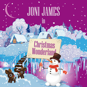 Joni James In Christmas Wonderland album