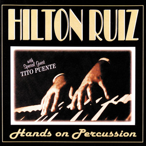 Hands on Percussion album